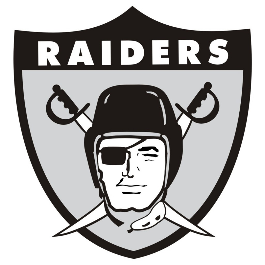 how the oakland raiders got their logo and colors just blog baby