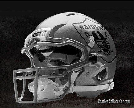 New Look For The Oakland Raiders