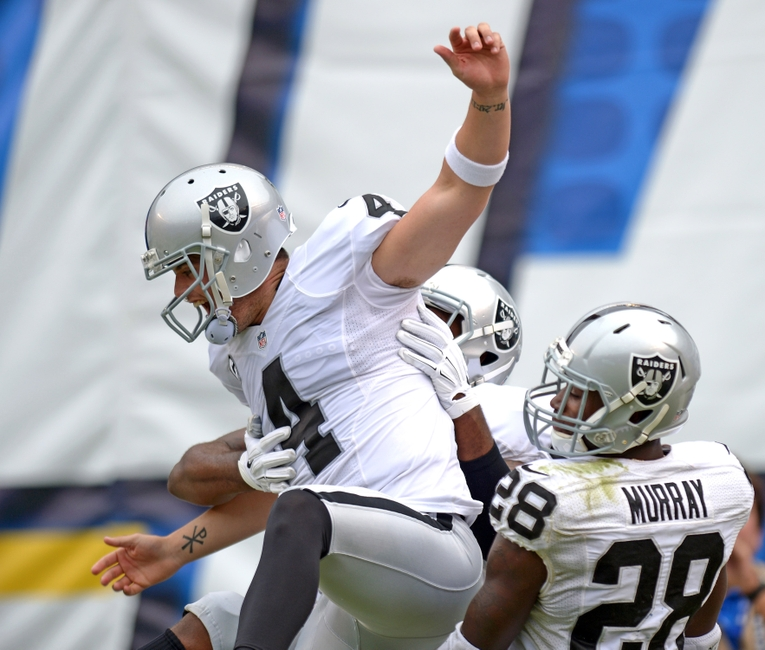 San Diego Chargers Blogs: Oakland Raiders Week 7 Stats Breakdown And Awards