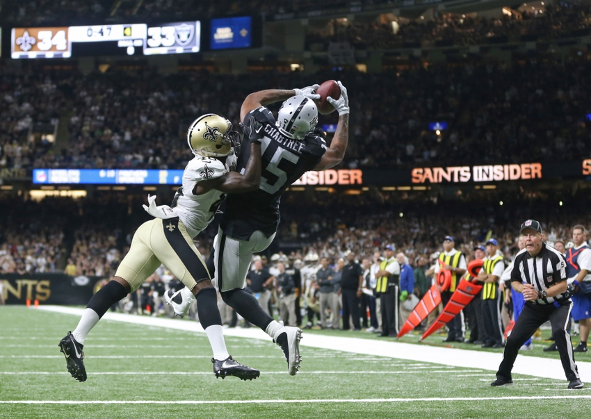 A Year In Review: Oakland Raiders WR Michael Crabtree - Page 2