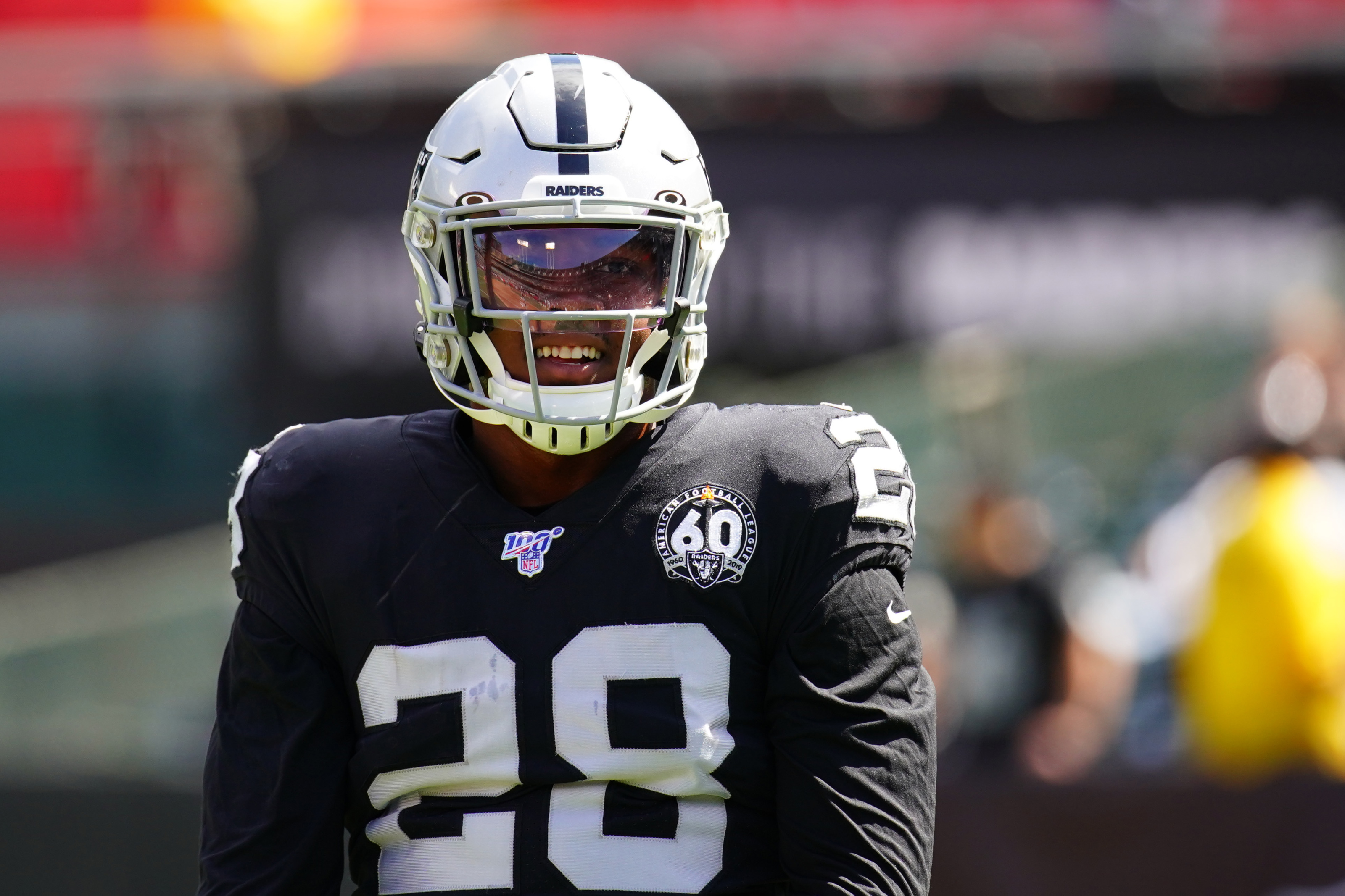 Oakland Raiders Josh Jacobs An Early Favorite For Rookie Of The Year