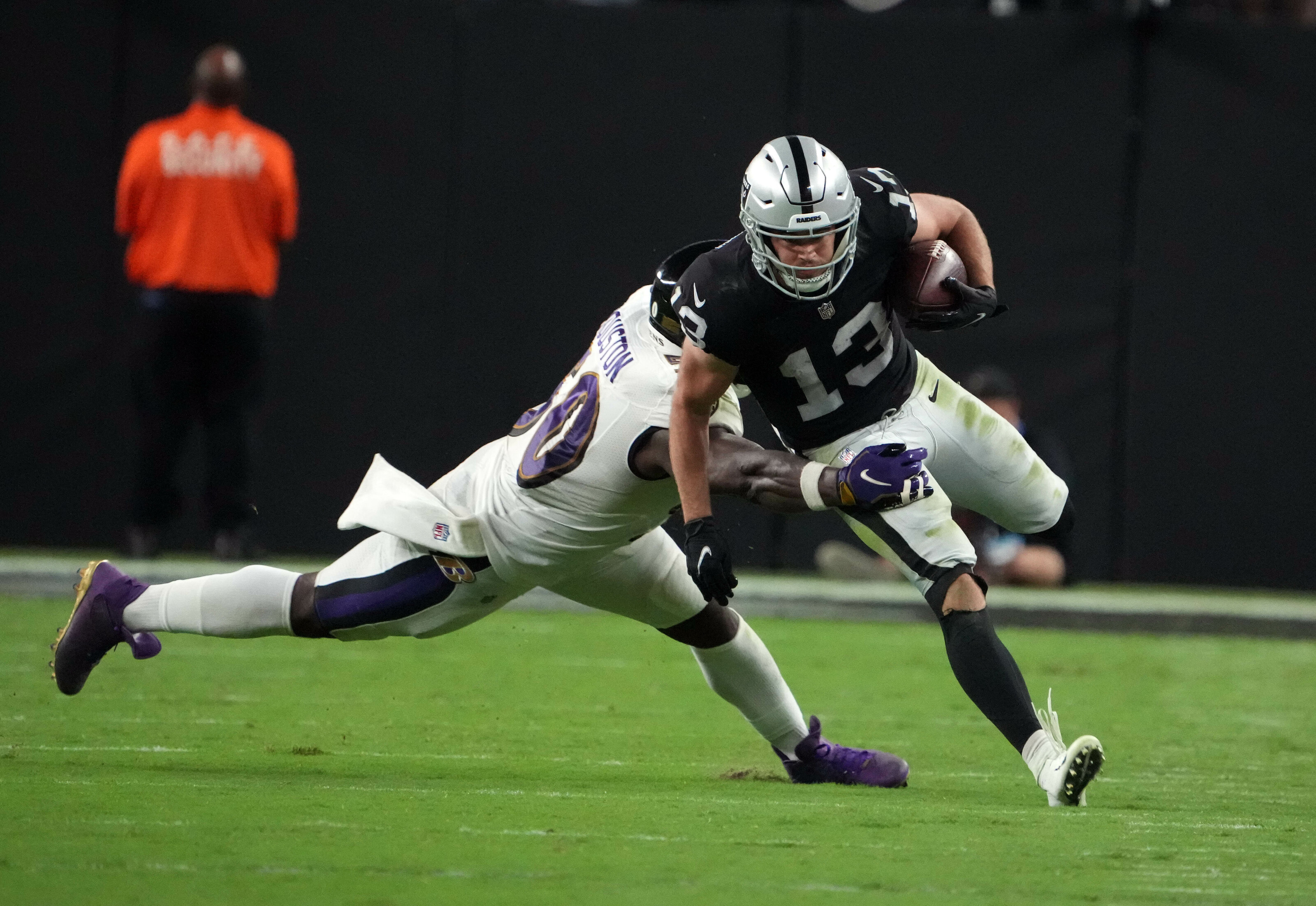 Raiders Hunter Renfrow poised to become a top NFL slot receiver